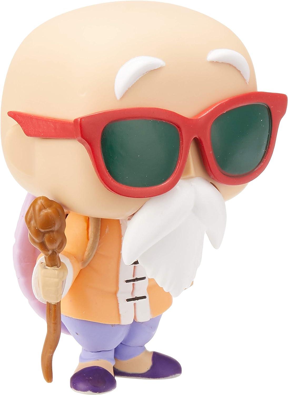 Funko Pop! Dragonball Z: Master Roshi, Multicolor, Talla Única