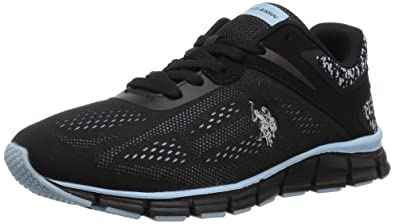 286bf0a0c2d83 US Polo Assn.(Women's) Women's Raven-Ek Fashion Sneaker