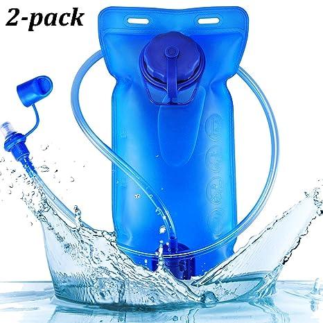 2 litros Bolsa de Agua - WENTS Bolsa de hidratación para ...