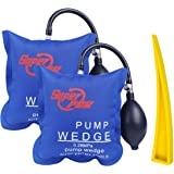 Super PDR Auto Air Wedge Pump Tool Inflatable Shim Air Cushioned Powerful Hand Tools (3pcs)
