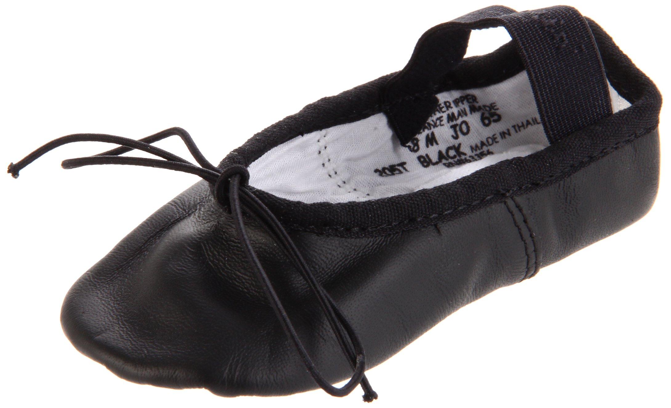 Capezio Daisy 205 Ballet Shoe (Toddler/Little Kid),Black,6.5 M US Toddler by Capezio
