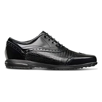 dfb6f55b8a788 FootJoy Women's Tailored Collection-Previous Season Style Golf Shoes White  9 M