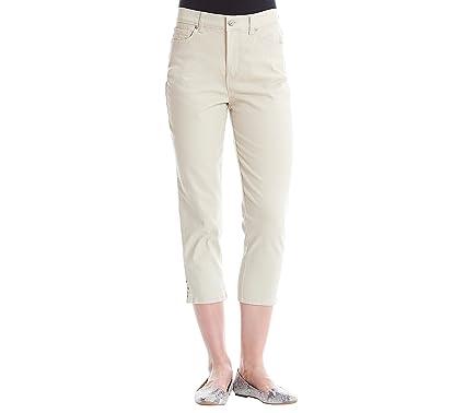 3d4dc999db0 Gloria Vanderbilt Women s Amanda Capri Jean at Amazon Women s ...