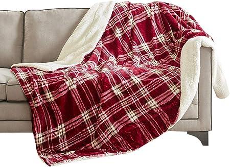 XXL Lammfell Optik Kuscheldecke Wohn Decke Sofadecke Sherpa Tagesdecke Leopard