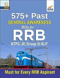 General Awareness 2019 for RRB Junior Engineer, NTPC, ALP