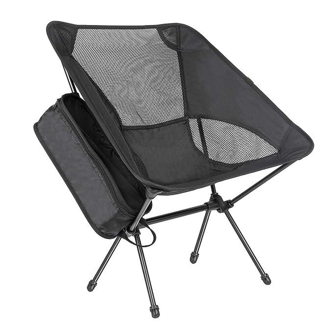 YsinoBear Sillas de camping para adultos, silla de playa ...
