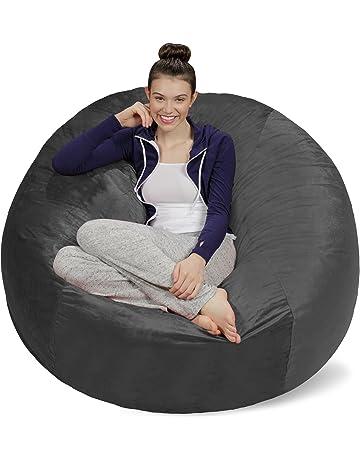 Sofa Sack - Plush Ultra Soft Bean Bags Chairs For Kids ff5c4299b0a6d