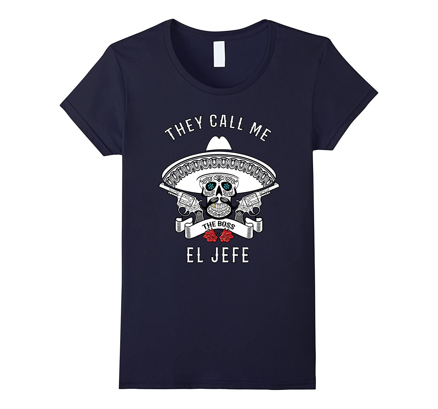 El Jefe Shirt Boss Large-Xalozy