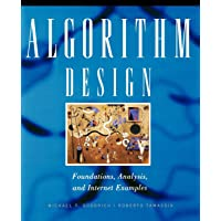 Algorithm Design: Foundations, Analysis, and Internet Examples