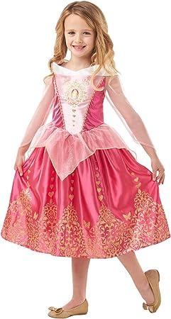 Disney Princess - Disfraz Bella Durmiente Classic DLX Inf ...