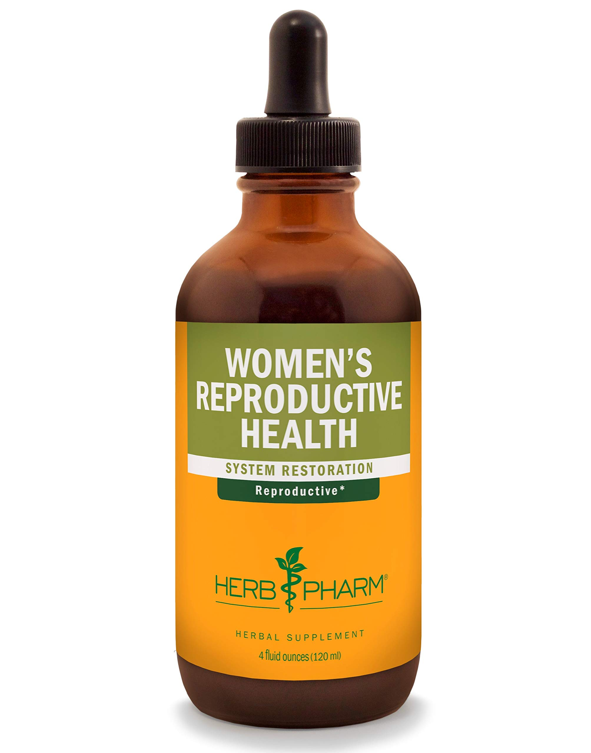 Herb Pharm Women's Reproductive Health Liquid Herbal Formula - 4 Ounce