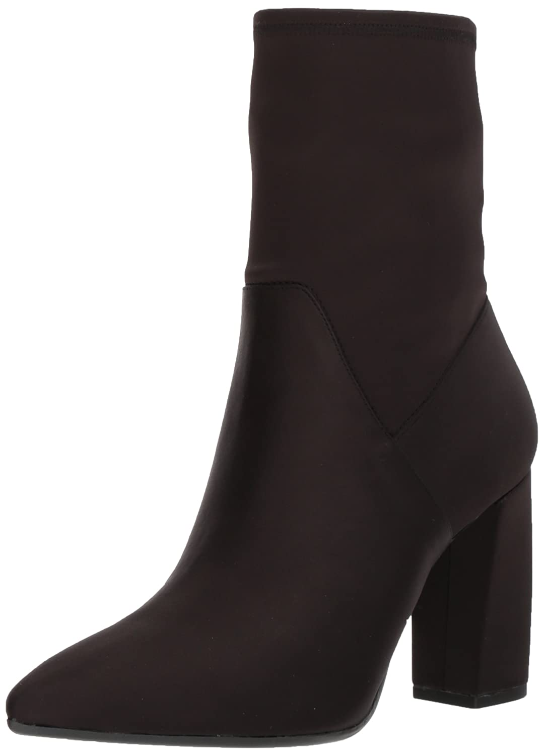 Aerosoles Women's Password Mid Calf Boot B076BSYCRS 5 B(M) US|Black Fabric