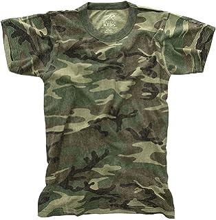 4a333345e Amazon.com: Rothco Vintage T-Shirt: Sports & Outdoors