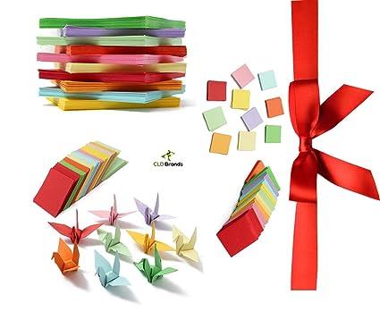 Amazon Cld Brands Premium Origami Fun Kit Bonus Diy Origami