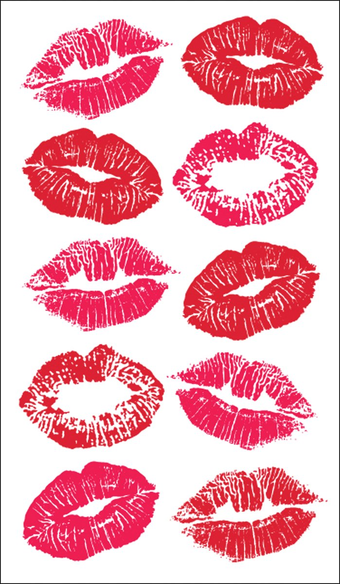 Amazon com sugar kisses stickers