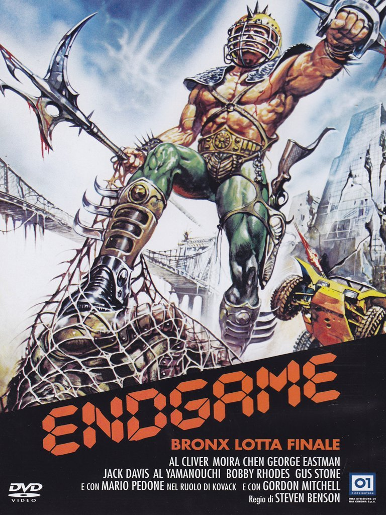 Endgame Bronx lotta finale [Italia] [DVD]: Amazon.es: George ...