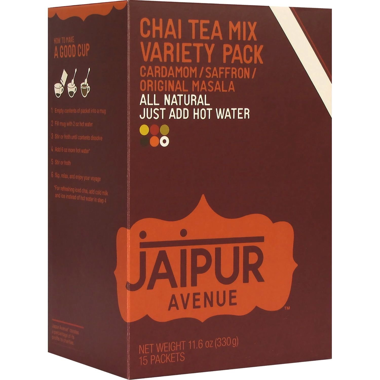 Jaipur Avenue Chai Tea Mix Variety