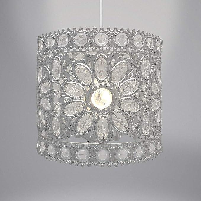 Tilly Easy Fit - Lámpara de techo de metal para decoración ...