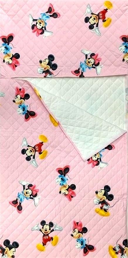 Saco dormir Guardería Disney MICKEY Y MINNIE rosa – 2 – 6 años