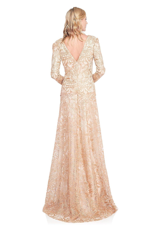58e3f3285042 Tadashi Shoji Lois Evening Gown at Amazon Women's Clothing store: