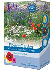 Mixed Garden Flower Scatter Seeds Grow Your Own Perennial & Annual Flowers for Cottage, Woodland & Scented Gardens by Thompson & Morgan