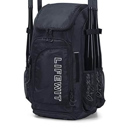 Amazon.com   Lifewit Large Baseball Bat Backpack efb7a6018