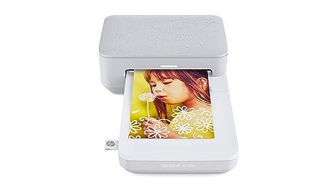 HP Sprocket Studio - Impresora fotográfica instantánea ...