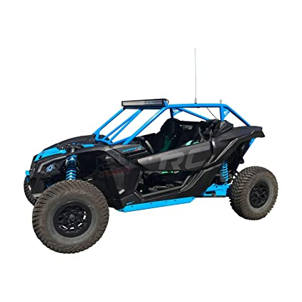 Amazon.com: 50 Caliber Racing Custom Pro Racing Roll Cage - Fits Can ...