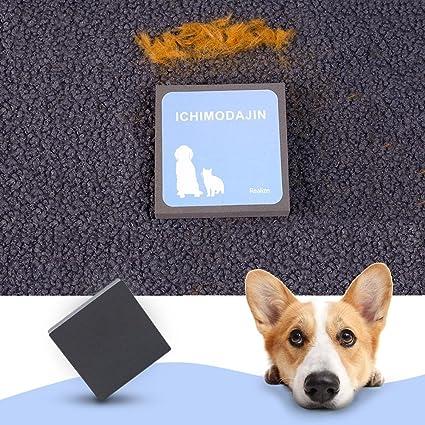 PROKTH Mascotas Pelo Cepillo, Resuable Espuma Mascotas ...