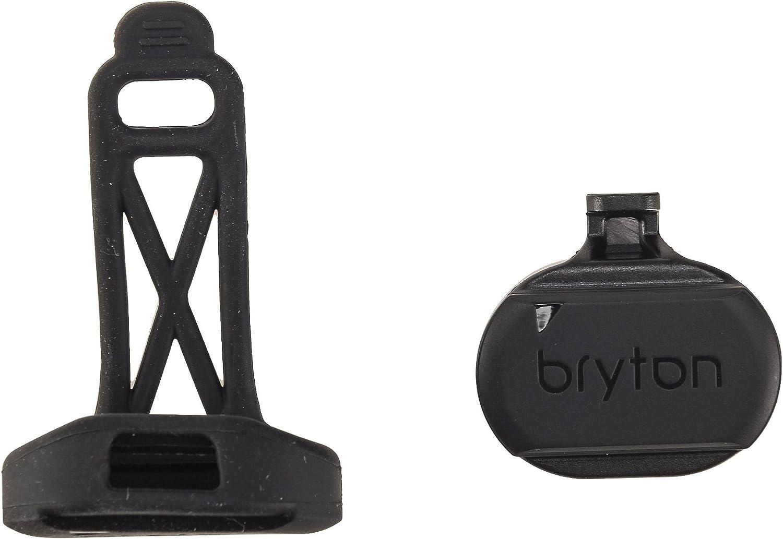 Bryton 4718251592293A GPS Ciclismo, Adultos Unisex, Negro, Talla Única