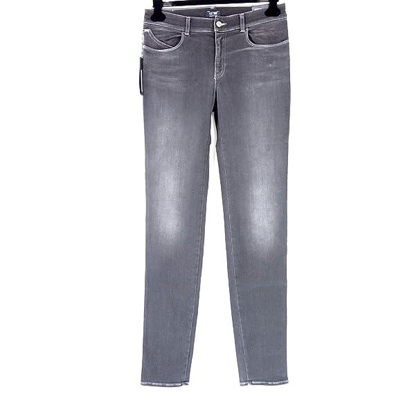 Armani Damen Jeans Hose 6X5J18 Dahlia Gr W32 Grau Slim Fit High Waist  Skinny Leg a09485b6c9