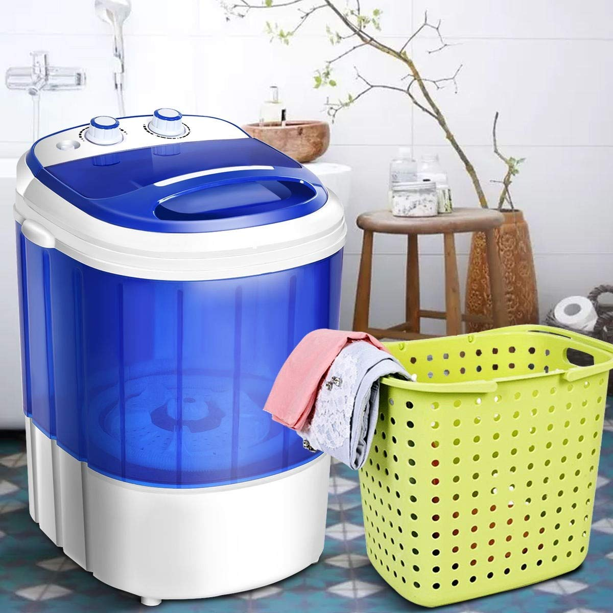 MD Group Mini Portable Washer Washing Machine by MD Group (Image #4)