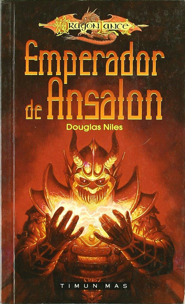 Read Online Emperador de Ansalon (Dragonlance Heroes) (Spanish Edition) PDF