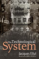 The Technological System Paperback
