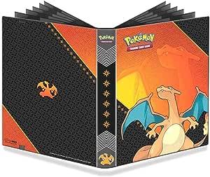 Pokemon: Charizard 9-Pocket Full-View PRO Binder