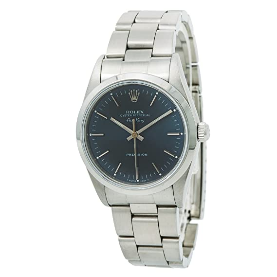 88fa146d511f6 Rolex Air-King Swiss-Automatic Male Watch 14000 (Certified Pre-Owned)  Rolex   Amazon.ca  Watches