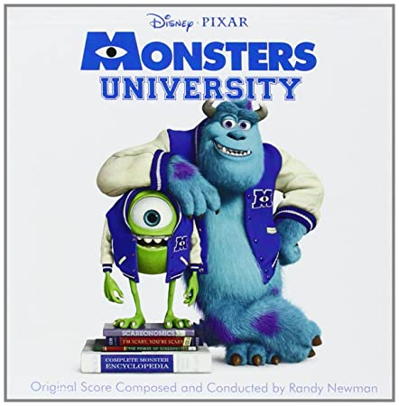 Soundtrack Monsters University Amazon Com Music