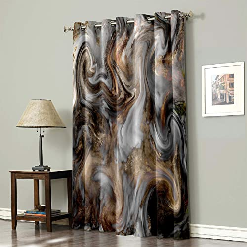 Fantasy Staring Thermal Insulated Blackout Curtain