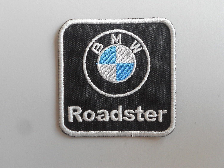 /écusson brod/é thermocollant, Patch BMW Roadster Patch Patch brod/é thermocollant cm.5,5/x 5,5,,