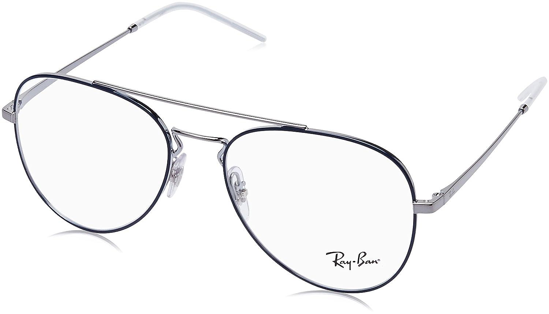 amazon ray ban unisex rx6413 eyeglasses gunmetal top blue 54mm Wayfarer RB2132 amazon ray ban unisex rx6413 eyeglasses gunmetal top blue 54mm clothing