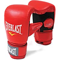 Everlast Authentic Training Glove, Red