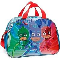 PJ Masks Winter Heroes Bolsa de Viaje, 40 cm, 24.64 Litros, Multicolor