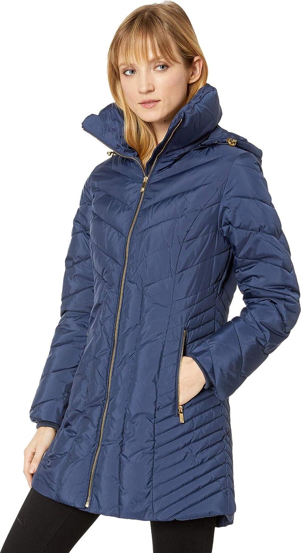 1c73b759e43 Anne Klein Womens Andrea Coat at Amazon Women s Coats Shop