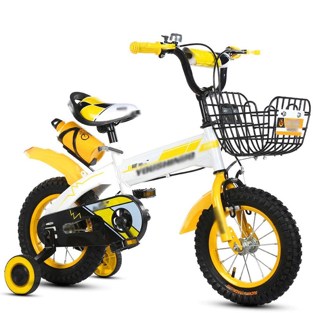 自転車 子供用自転車3-4-5-6-7-8歳男性と女性12/14/16/18インチ (サイズ さいず : 18 inch) B07DYKQ8TR18 inch