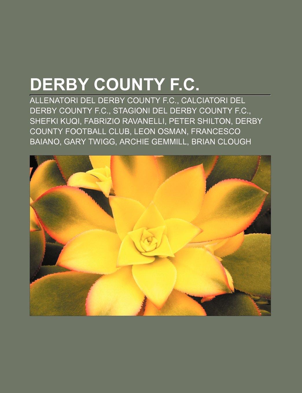 Derby County F.C.: Allenatori del Derby County F.C. ...