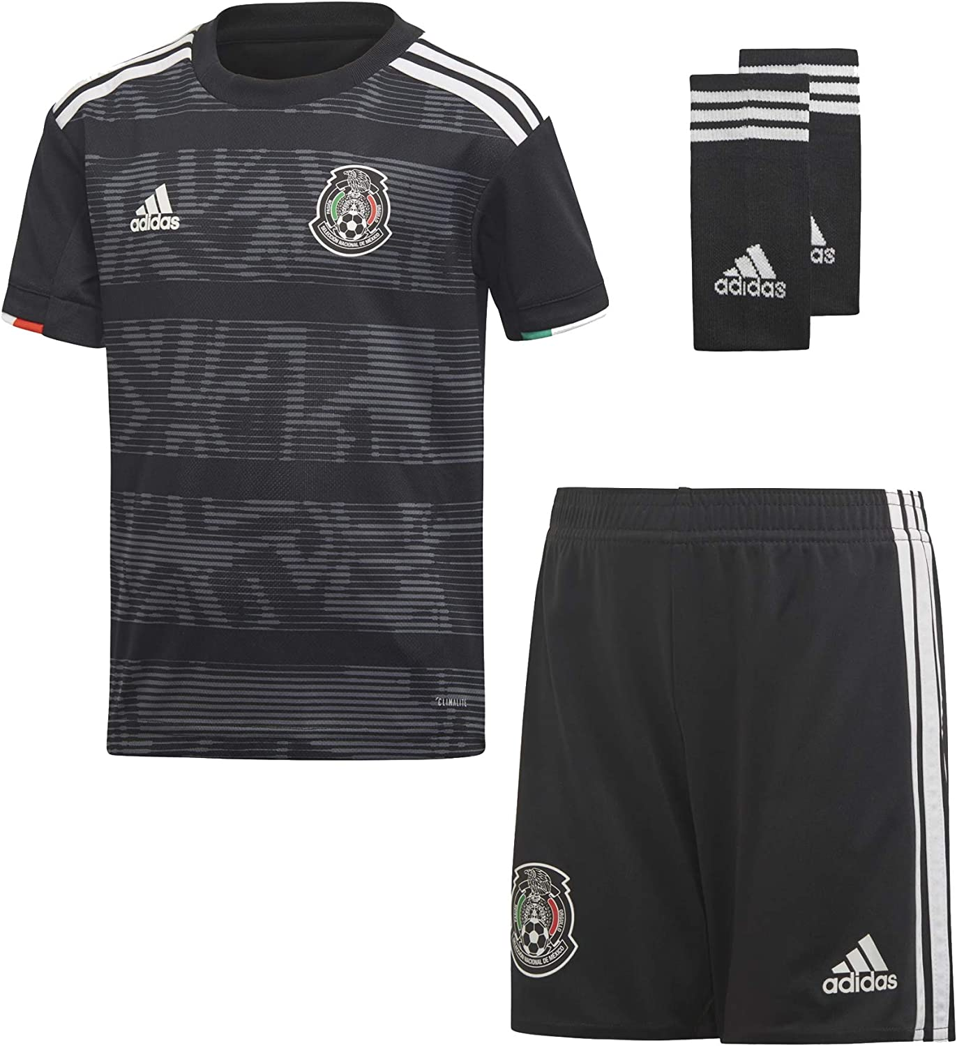 The Best Mexico Home Soccer Mini Kit