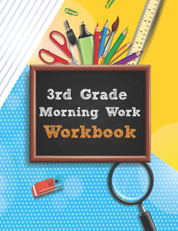 Amazon com: 3rd Grade Morning Work Workbook: Spiral Review