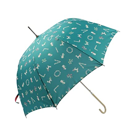 Se?oras marca paraguas OLIVA OLIVA des salto paraguas OL-25-60A GREEN