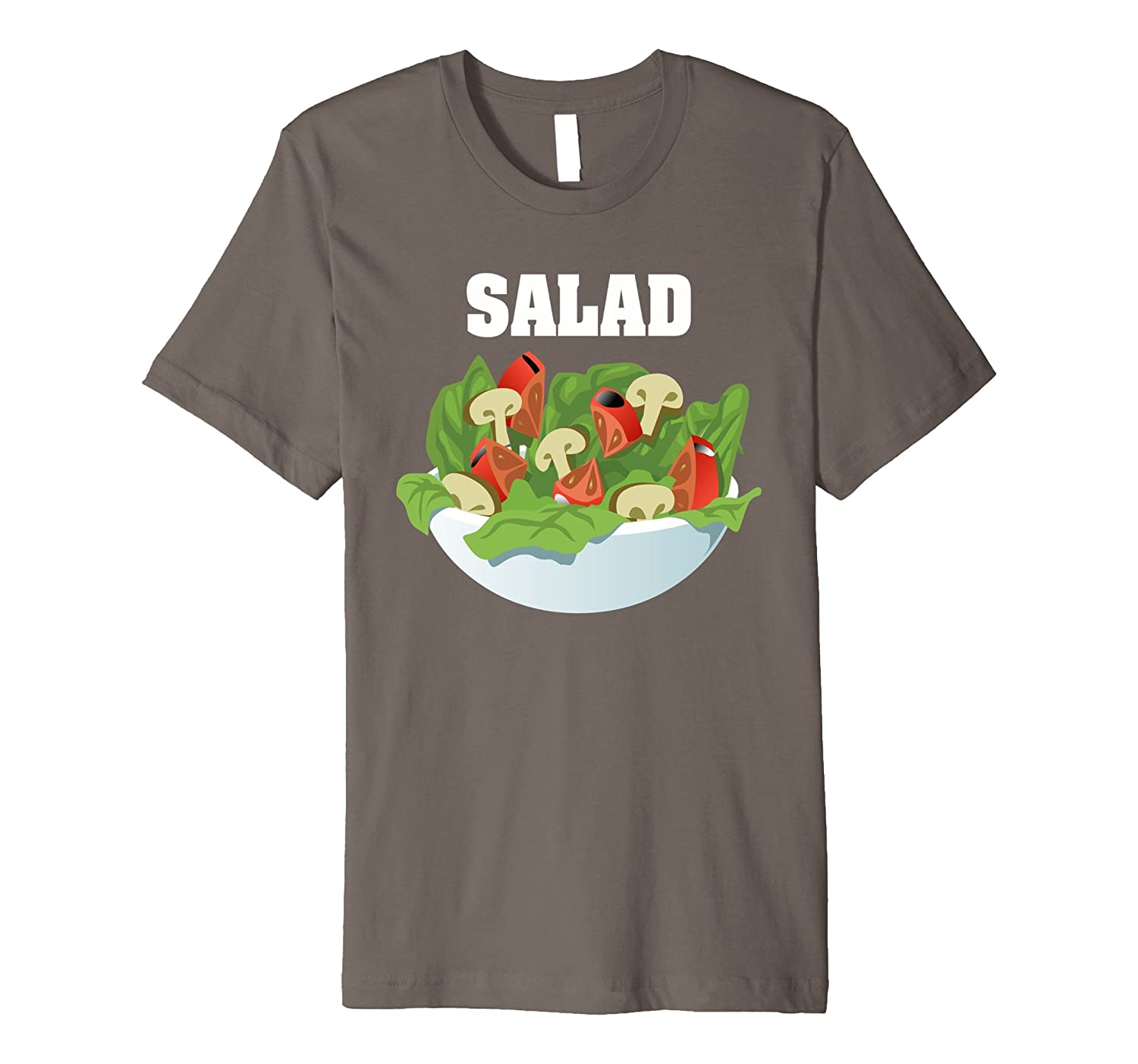 Salad Group Costume Premium Shirt - Burger, Fries & Salad