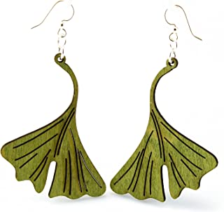 product image for Ginkgo Leaf Earrings